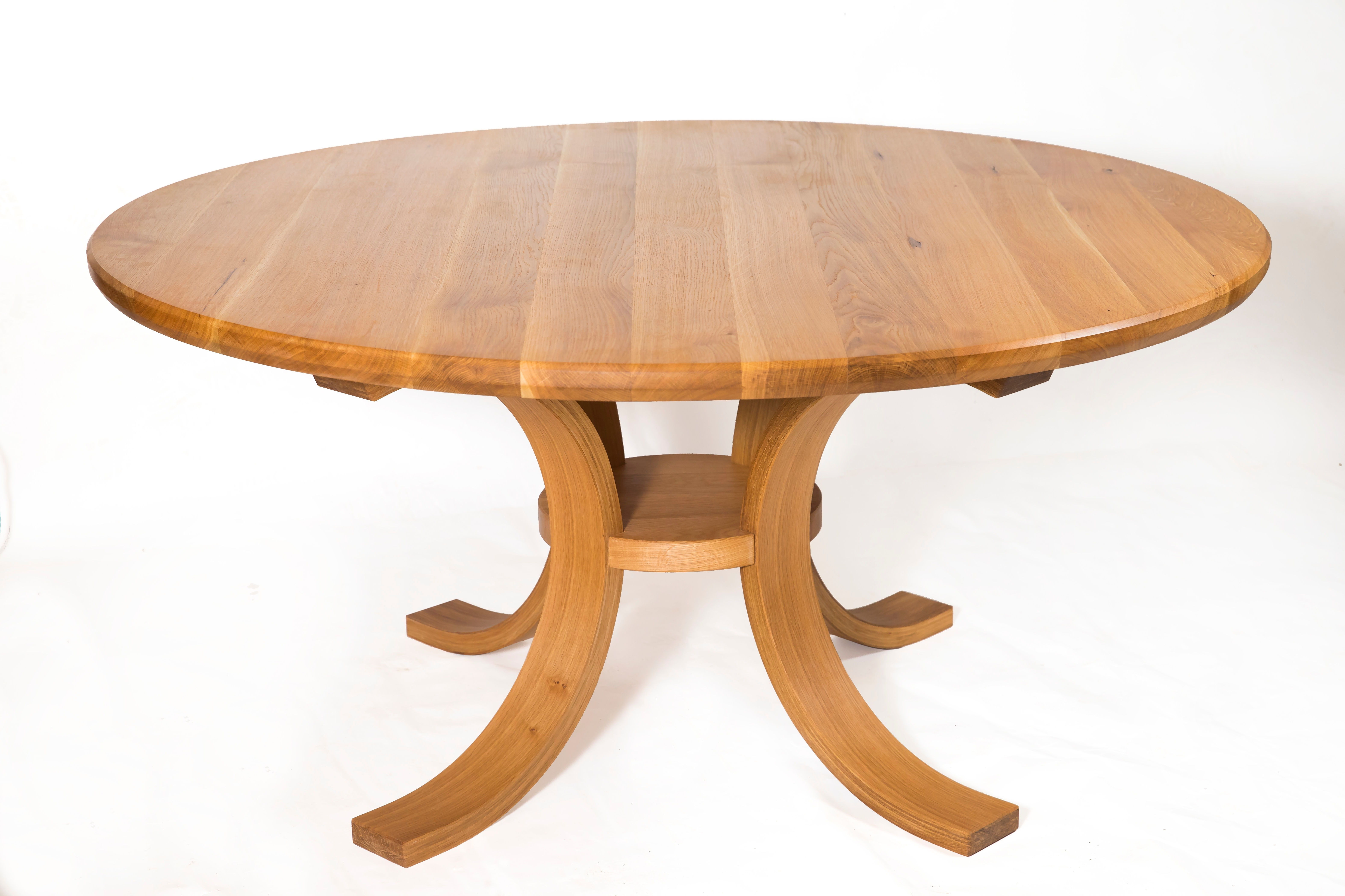"""Swell"""" Circular Dining Table – Shane Tubrid Furnituredesign Within 2017 Swell Round Coffee Tables (View 6 of 20)"""