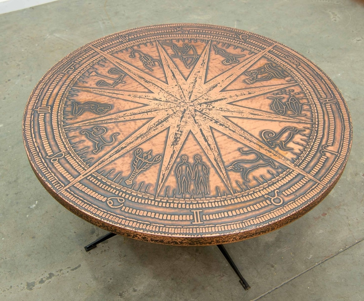 Swell Round Coffee Table — New Home Design : Round Coffee Table Inside Most Up To Date Swell Round Coffee Tables (View 7 of 20)