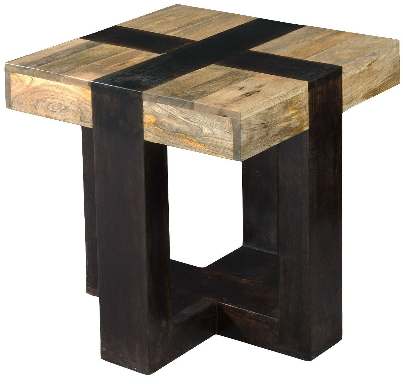 Tahoe Natural Mang End Table From Coast To Coast (75313) (View 18 of 20)