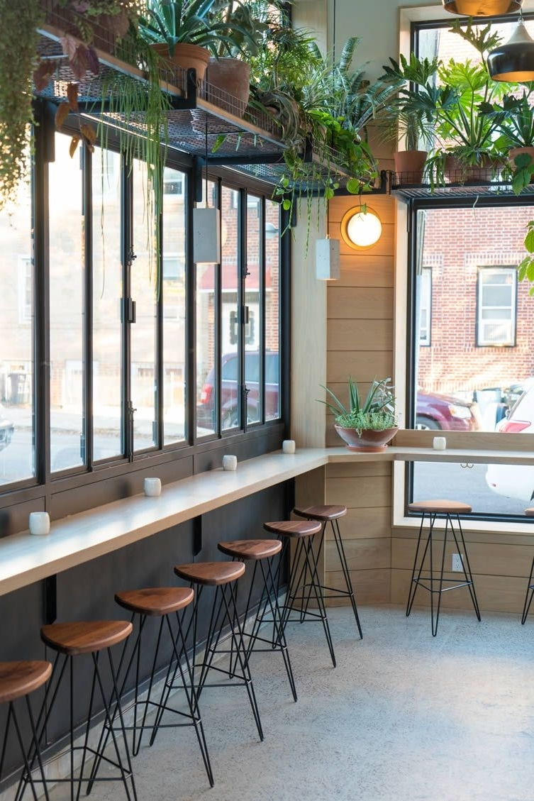 Taking Cues From Classic Peruvian Bars, Brooklyn's Llama Inn Is An For Famous Khacha Coffee Tables (View 16 of 20)