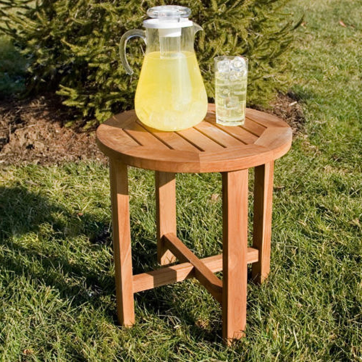 Tall Teak Coffee Table Outdoor — New Home Design : The Elegance Of Inside Famous Round Teak Coffee Tables (View 12 of 20)