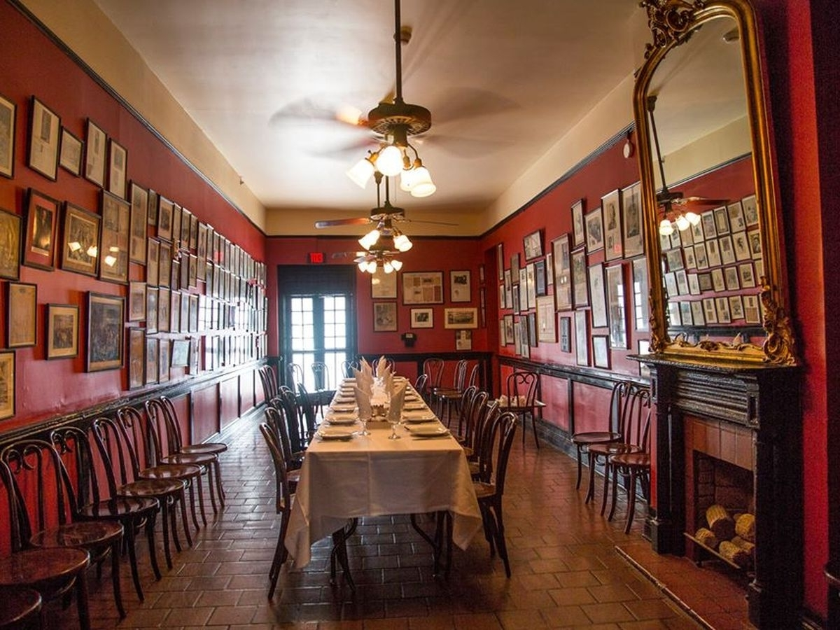 The Best Private Dining Rooms In New Orleans Intended For Most Current Nola Cocktail Tables (View 18 of 20)