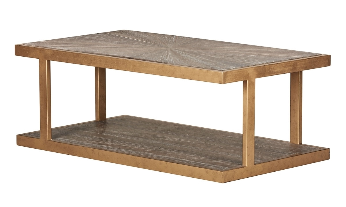 The Dump In Widely Used Reclaimed Elm Iron Coffee Tables (View 4 of 20)