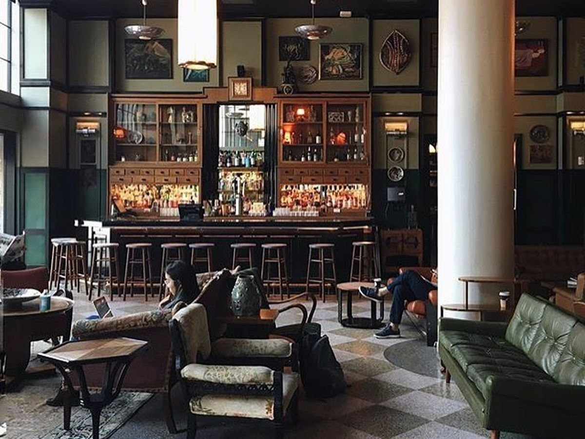 These Are New Orleans' Essential Bars Regarding Famous Nola Cocktail Tables (View 19 of 20)