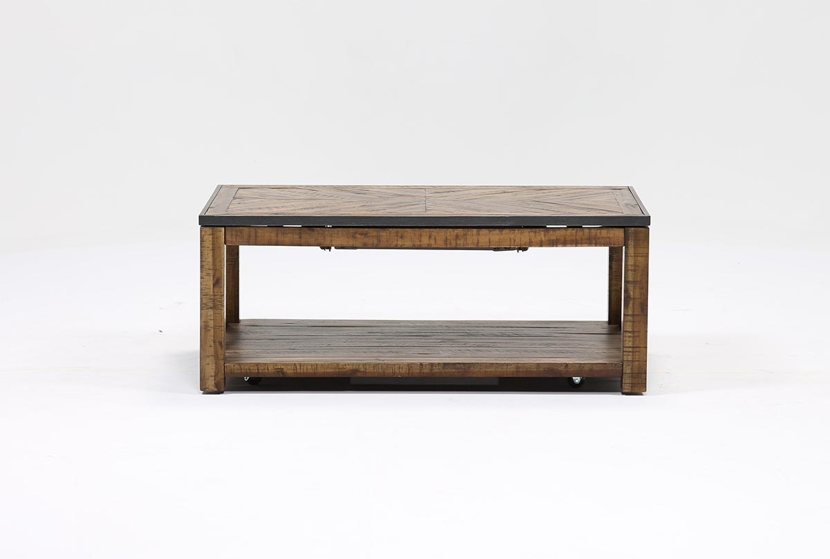 Tillman Rectangle Lift Top Cocktail Table (View 11 of 20)