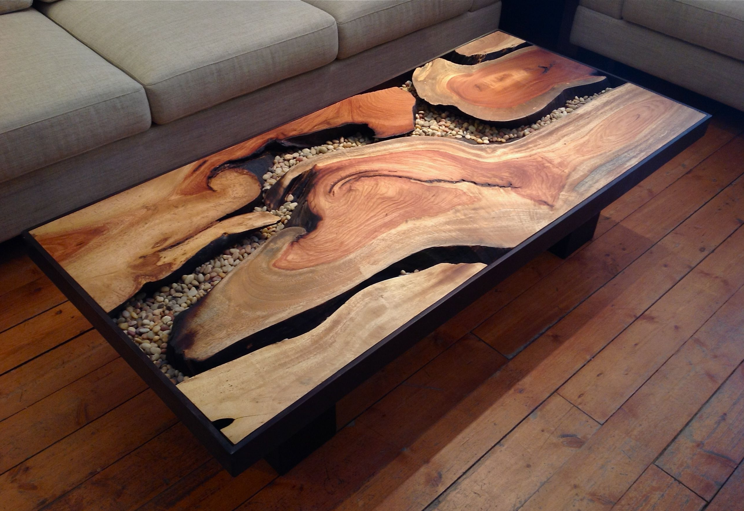 Tree Root Coffee Table Sequoia Santa Fe (View 11 of 20)