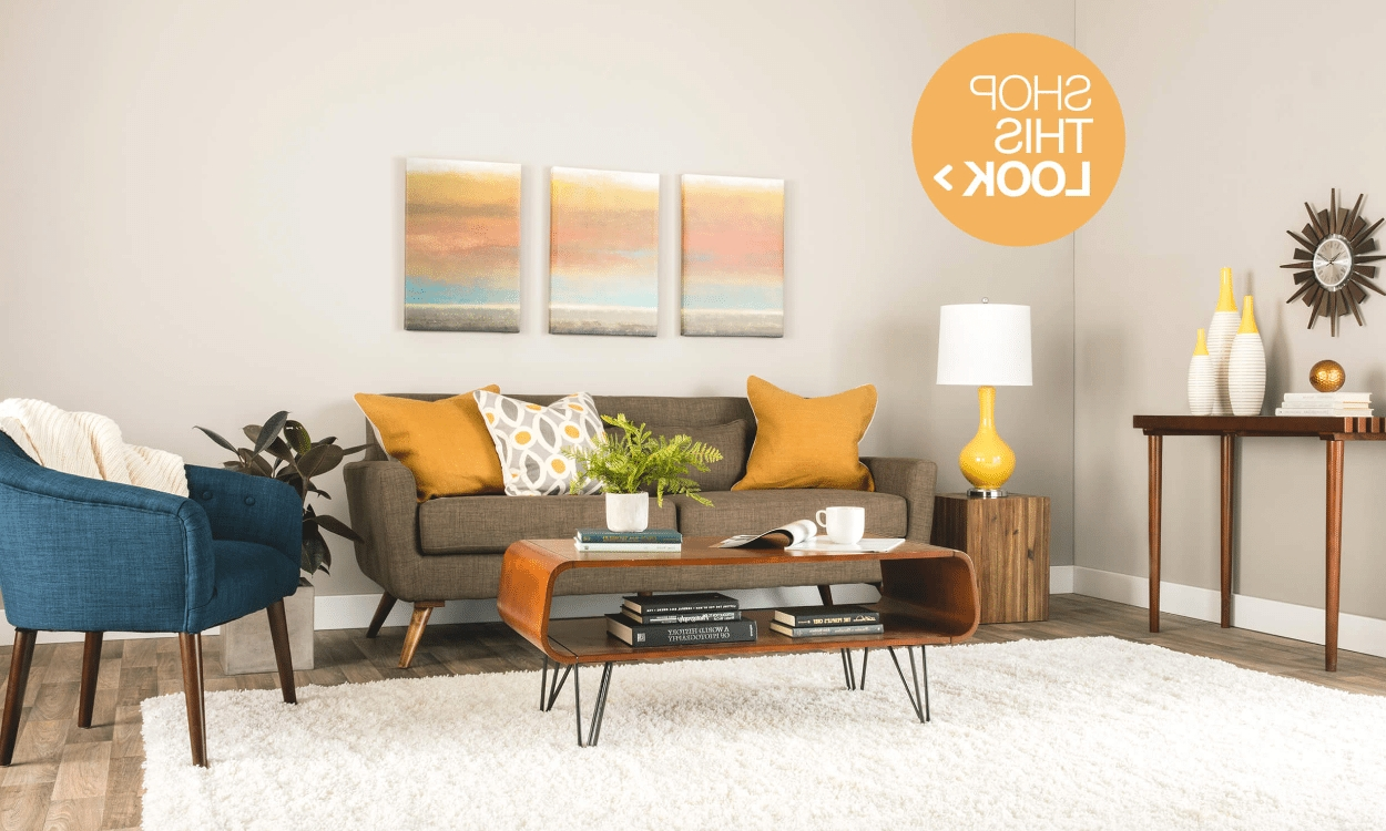 Trend Alert: Mid Century Modern Furniture And Decor Ideas In Well Liked Mid Century Modern Egg Tables (View 17 of 20)