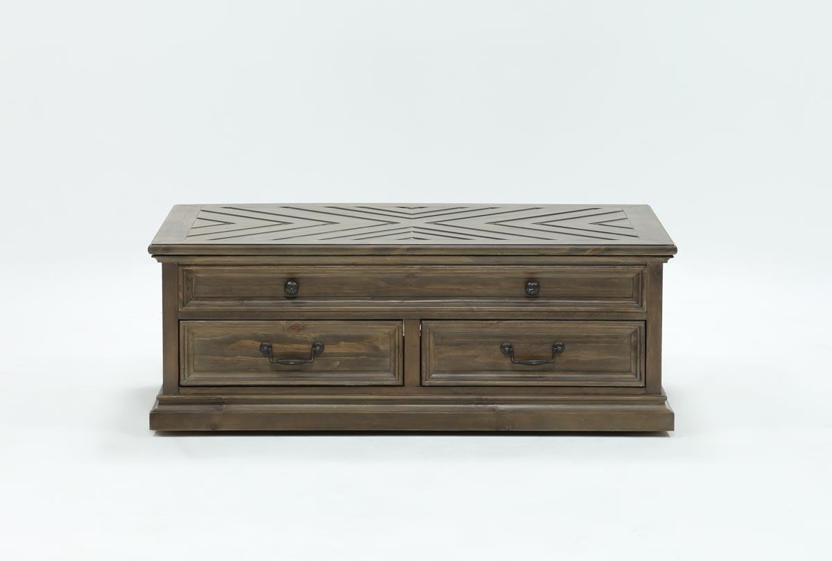 Featured Photo of Corrugated White Wash Barbox Coffee Tables