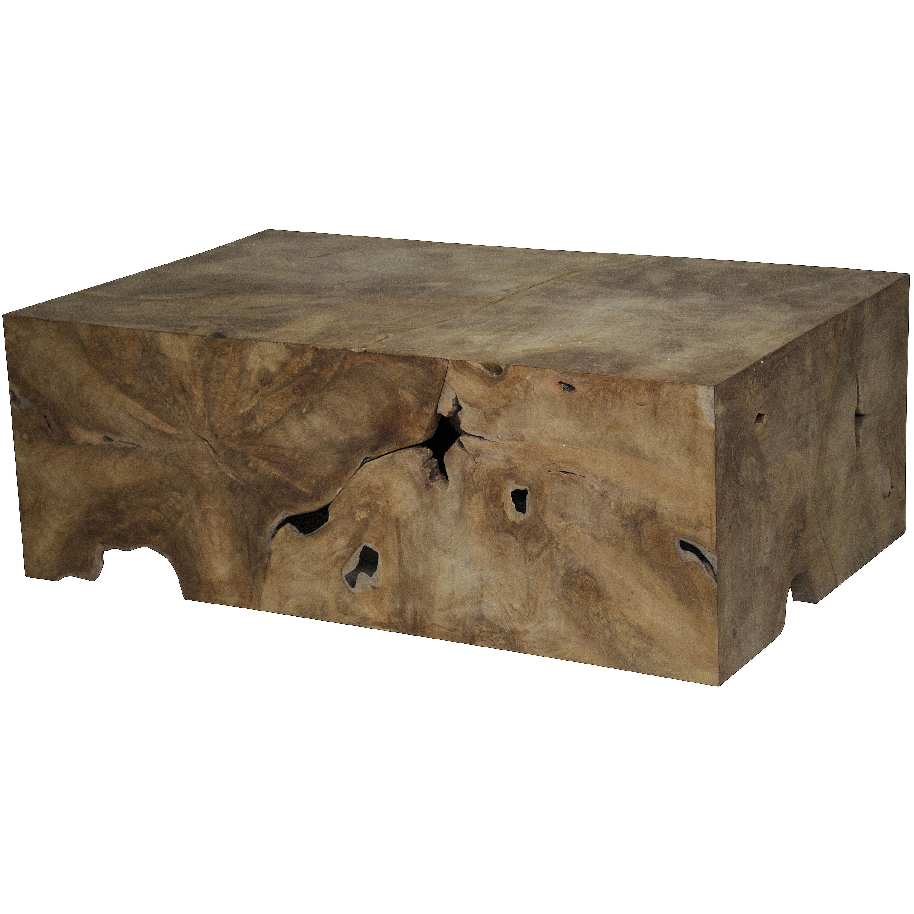 Trendy Oslo Burl Wood Veneer Coffee Tables Inside Perfectly Combing Natural Appeal With A Modern Twist, This Coffee (View 18 of 20)