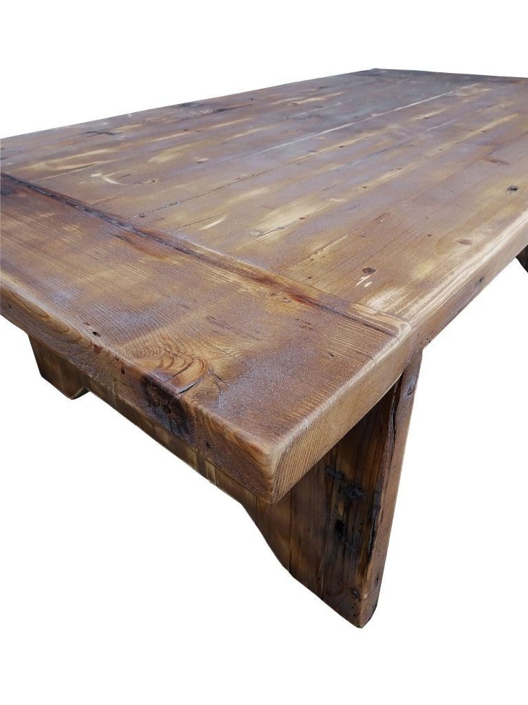 Trunk Round Coffee Table Distressed – Projecthamad Regarding Popular Bale Rustic Grey Round Cocktail Tables With Storage (View 11 of 20)
