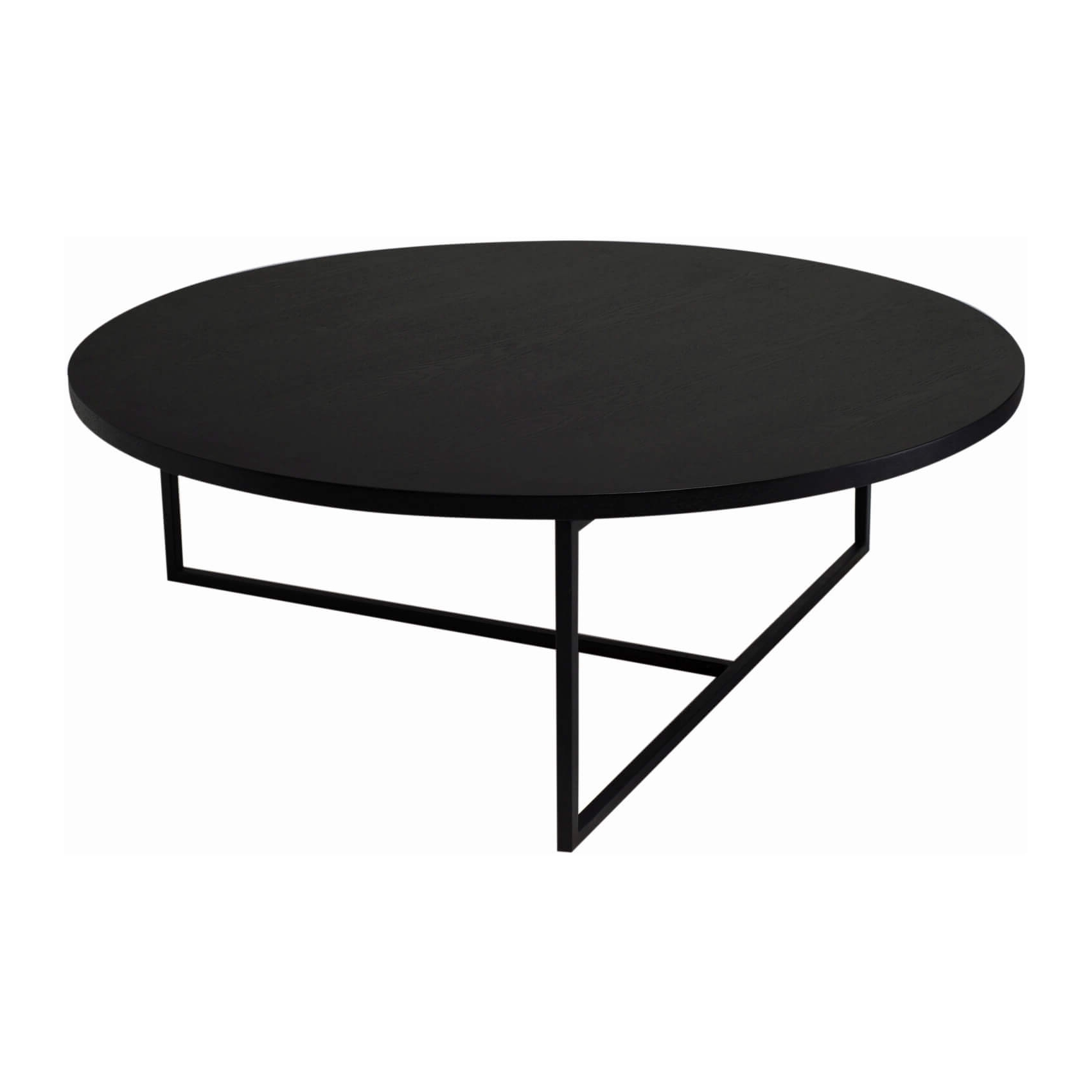Turner Round Coffee Table – Zillo + Hutch With Regard To Recent Kai Small Coffee Tables (View 19 of 20)