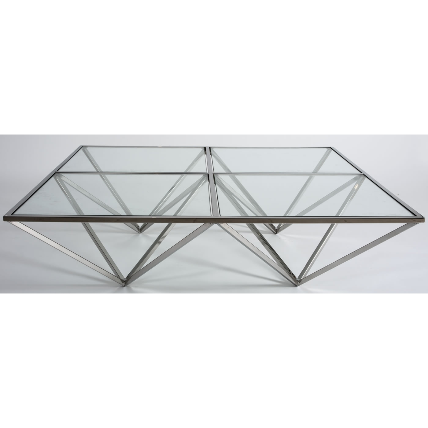 Ultra Design Pertaining To Most Up To Date Inverted Triangle Coffee Tables (Gallery 1 of 20)