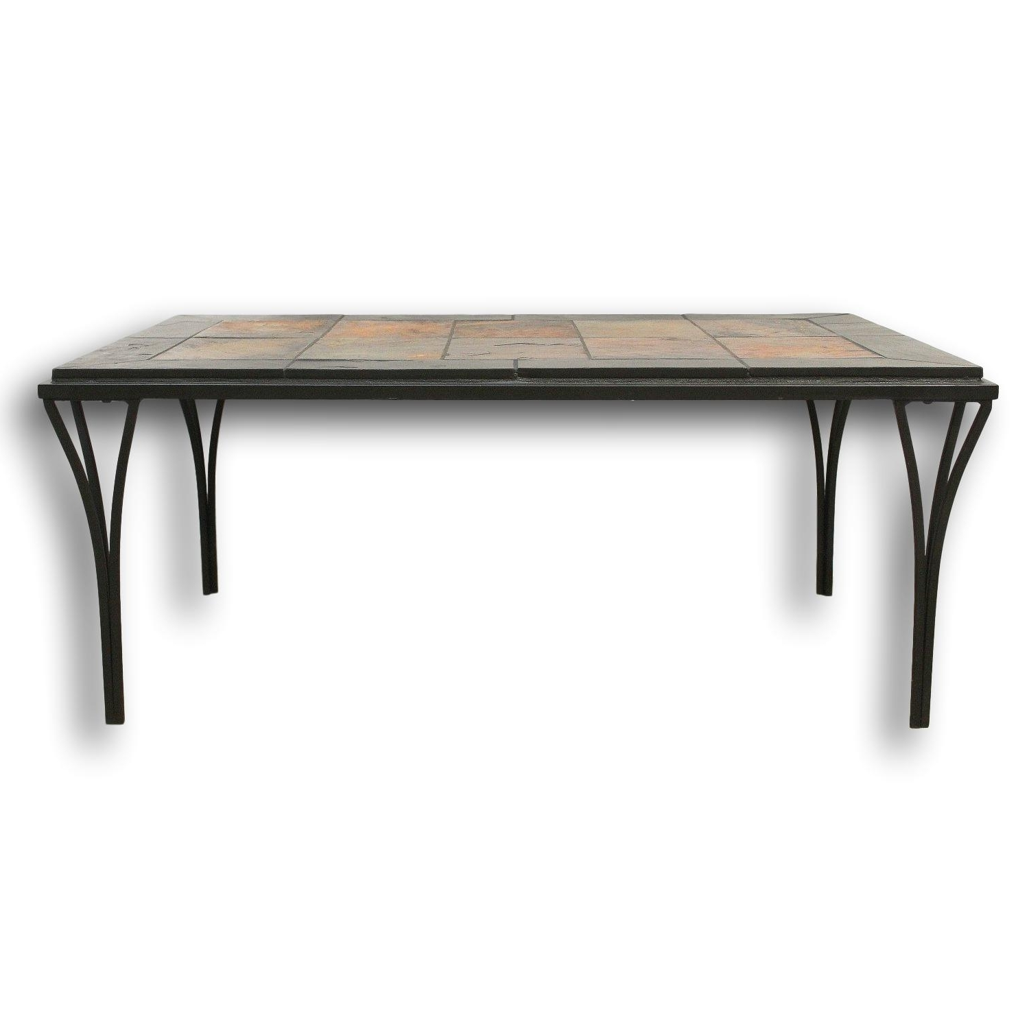 Upscale Consignment For Popular Stone Top Coffee Tables (View 19 of 20)