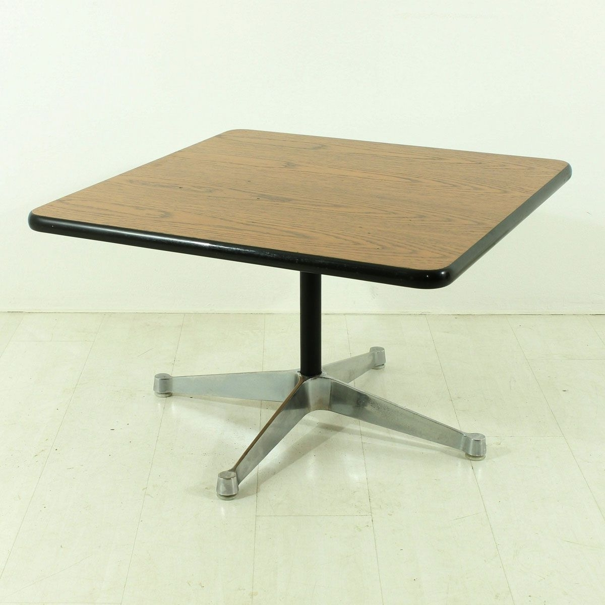 Vintage Four Star Base Coffee Tablecharles & Ray Eames For Vitra Intended For 2018 Expressionist Coffee Tables (Gallery 9 of 20)