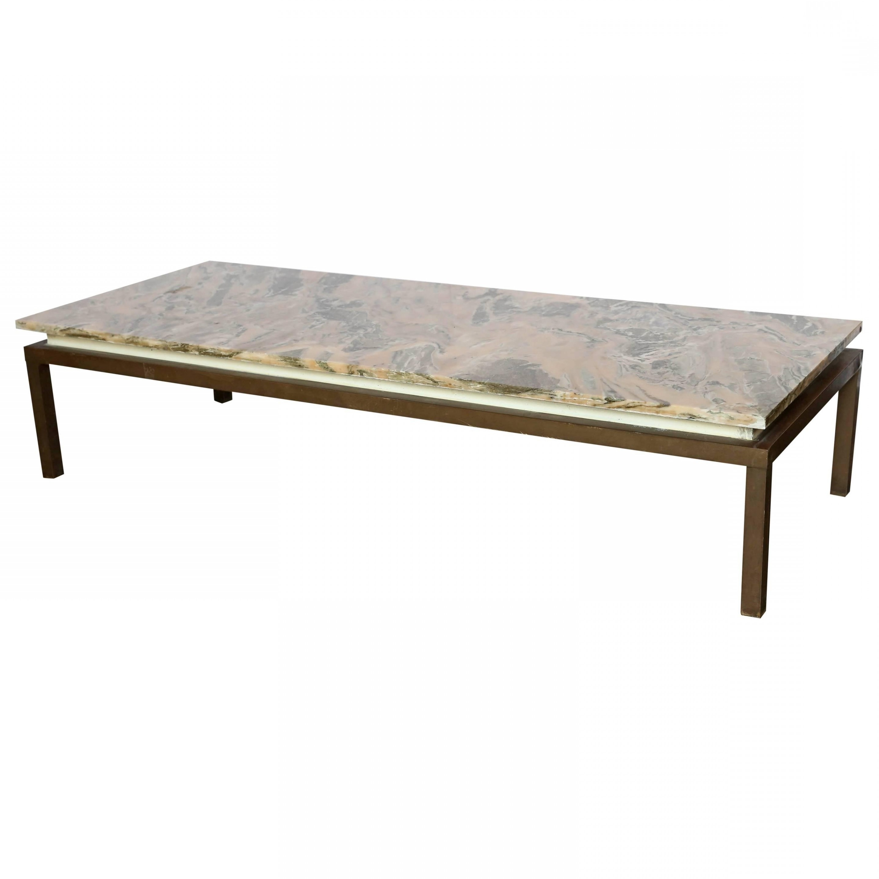 Vintage Industrial Coffee Table Lovely Mid Century Modern Marble Throughout Best And Newest Mid Century Modern Marble Coffee Tables (View 19 of 20)