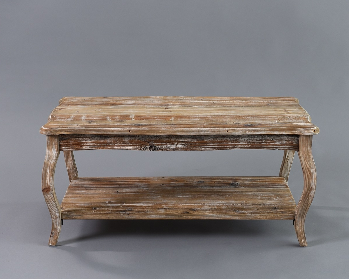 Vintage Wood Coffee Table – Nüage Designs Throughout Well Liked Vintage Wood Coffee Tables (Gallery 8 of 20)