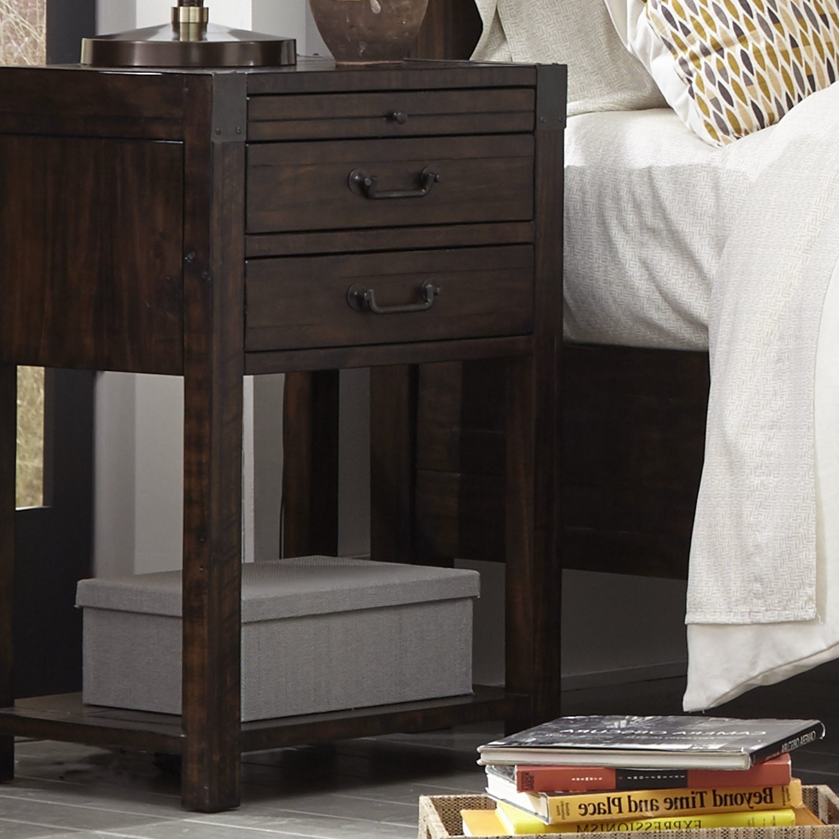 Wayfair For Well Liked Bale Rustic Grey Round Cocktail Tables With Storage (View 12 of 20)