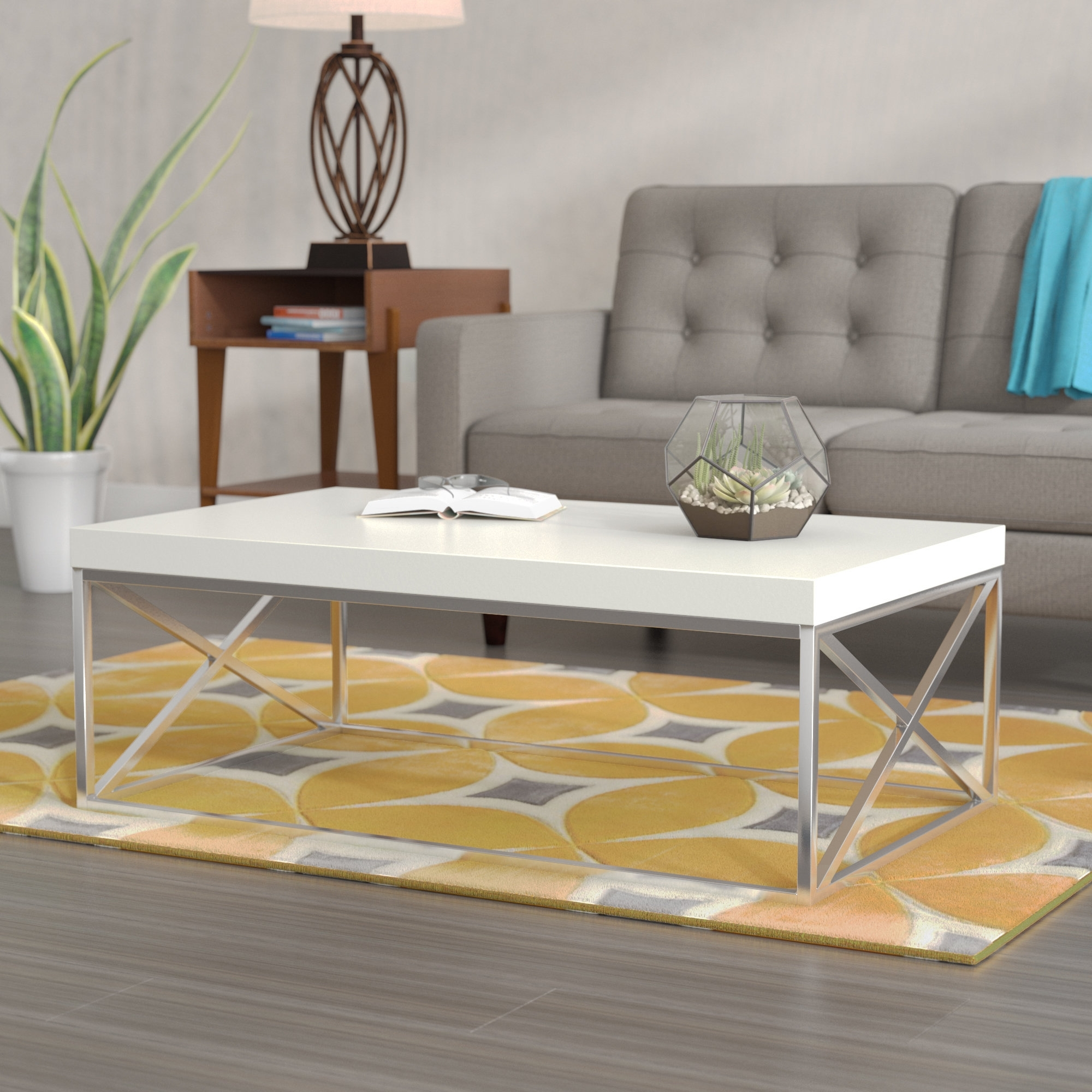 Wayfair Intended For Widely Used Stack Hi Gloss Wood Coffee Tables (View 17 of 20)