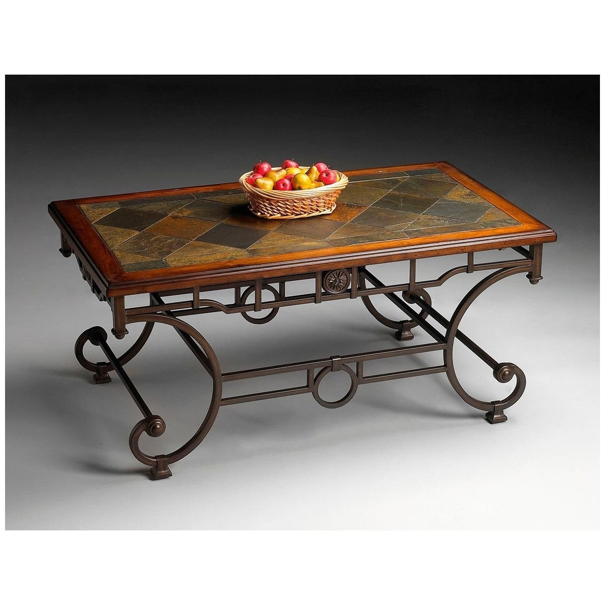 Well Known Baybrin Cocktail Tables For Butler Specialty Metalworks Rectangular Cocktail Table (View 17 of 20)