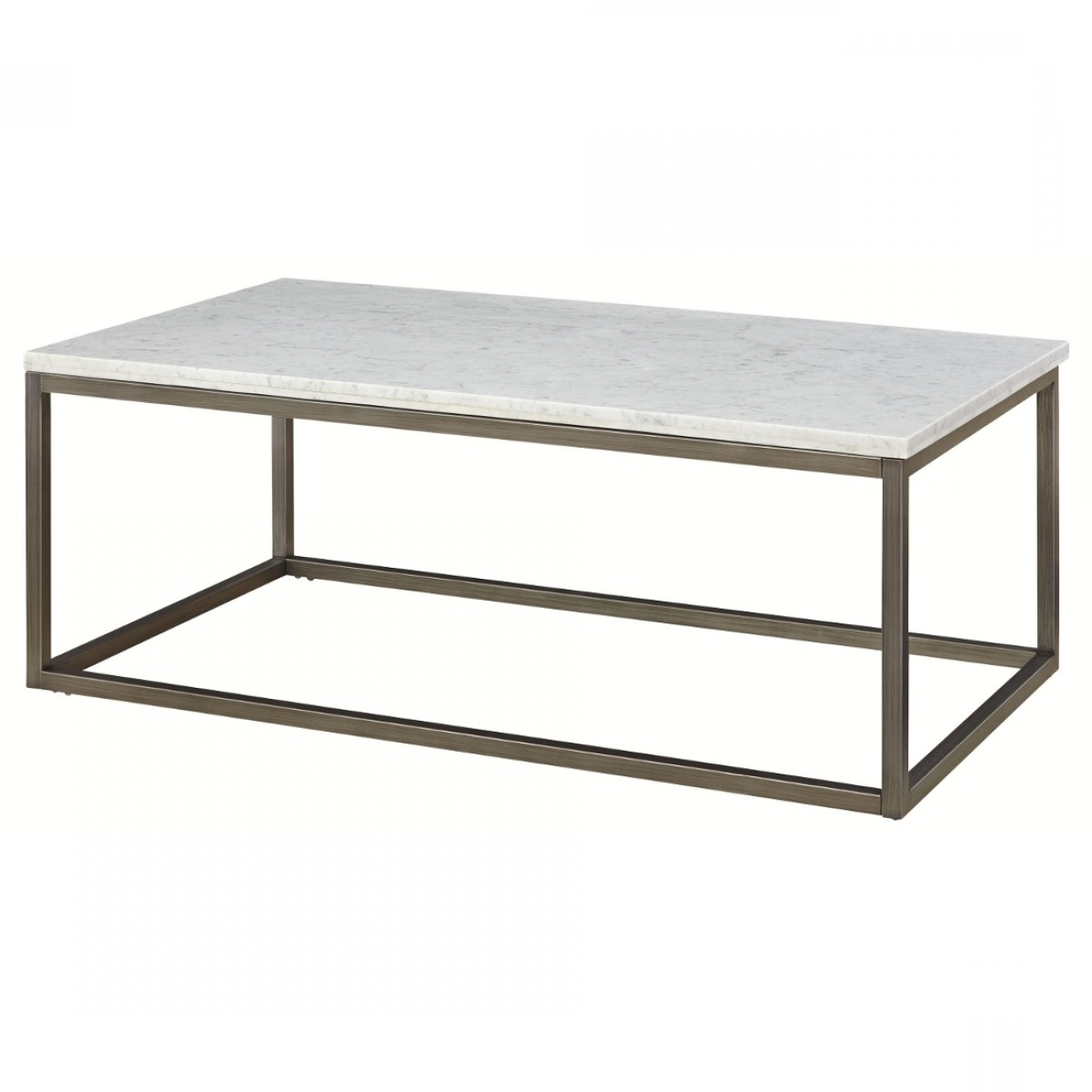 Well Known Intertwine Triangle Marble Coffee Tables Inside Alana Coffee Table Round White Marble Top – Coffee Table Ideas (View 7 of 20)