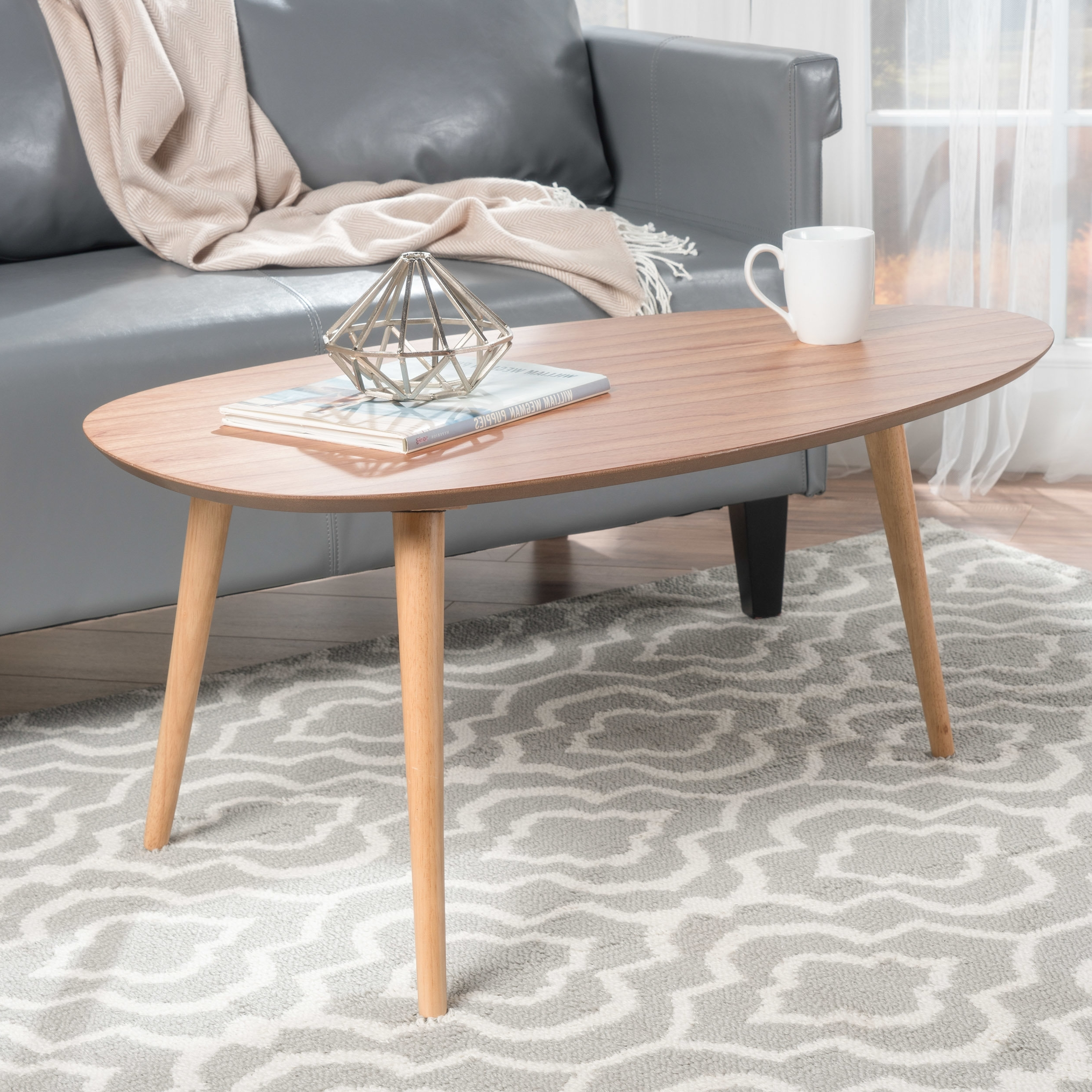 Well Known Inverted Triangle Coffee Tables With Triangle Coffee Tables You'll Love (View 6 of 20)