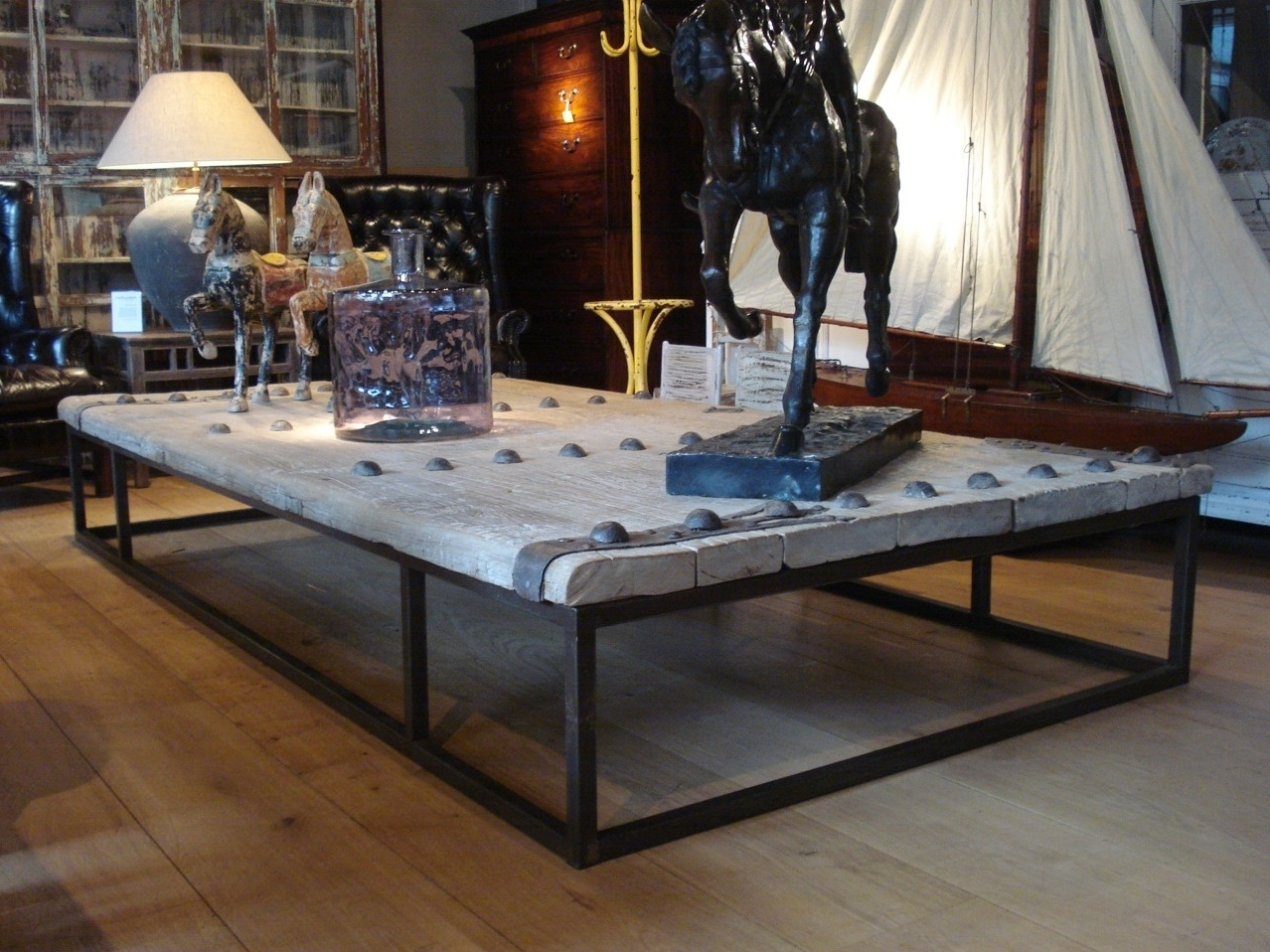 Well Known Kai Large Cocktail Tables Intended For Coffe Table: Square Cocktail Table And Black Wood Coffee Table (View 7 of 20)