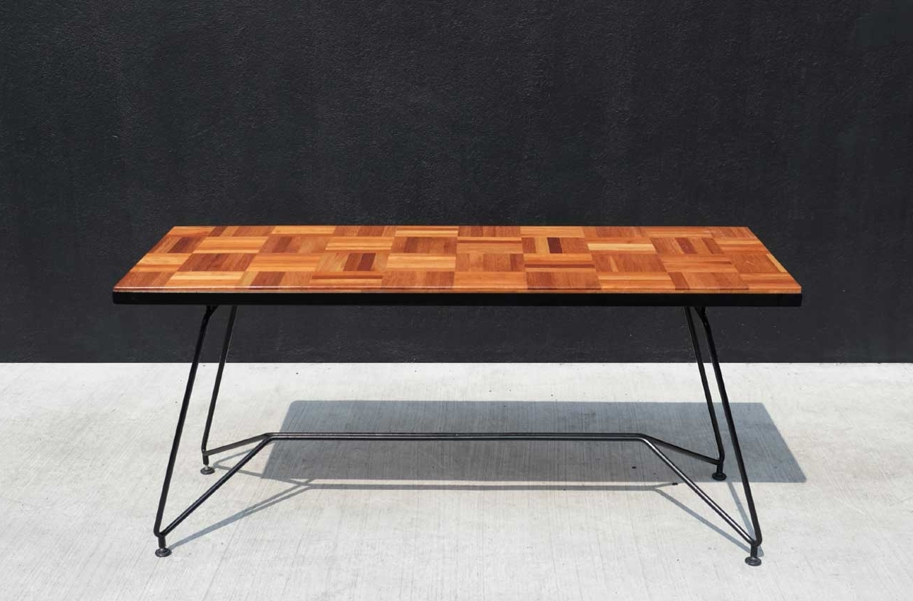 Well Known Parquet Coffee Tables For Mr Parquet (View 19 of 20)