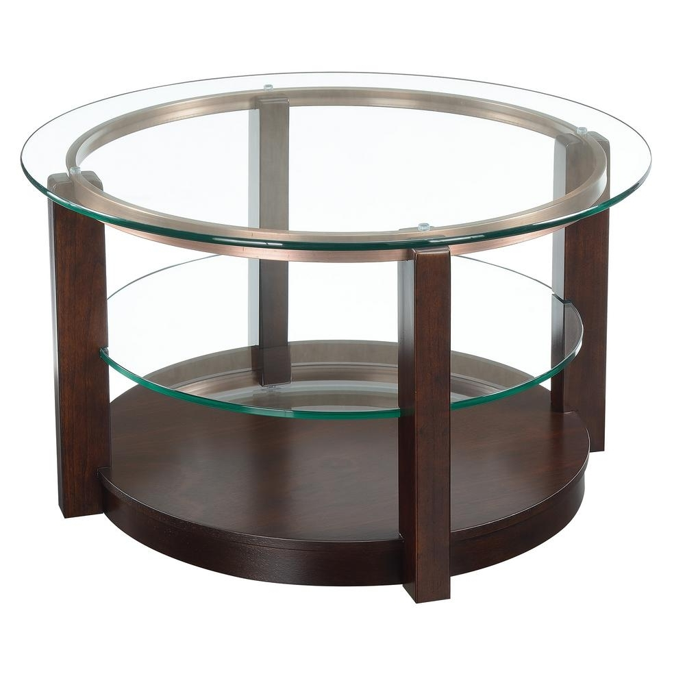 Well Known Traditional Coffee Tables Throughout Picket House Furnishings Benton Espresso Traditional Coffee Table (View 14 of 20)