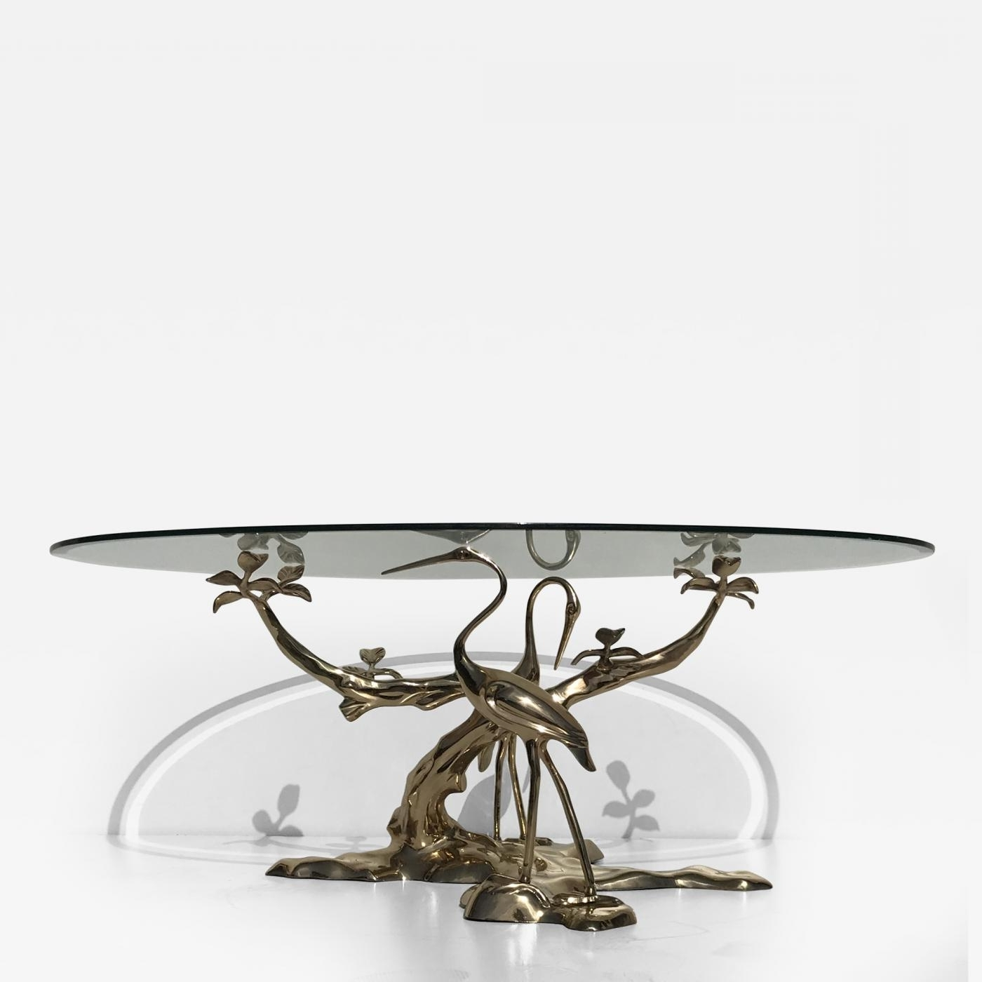 Well Liked Cacti Brass Coffee Tables In Willy Daro – Willy Daro Brass Tree Coffee Table (View 20 of 20)