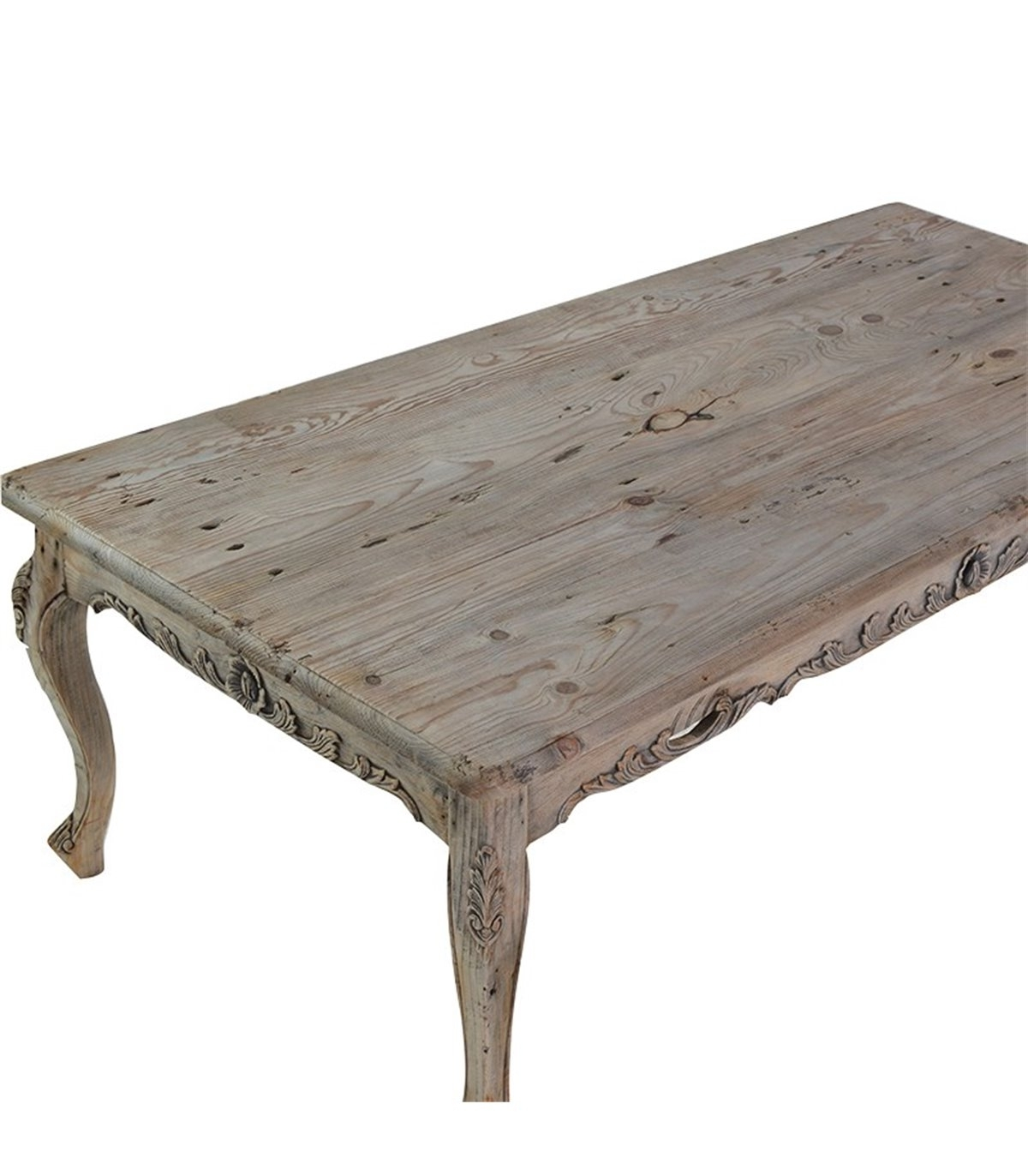 Widely Used Reclaimed Pine Coffee Tables Inside Reclaimed Pine Coffee Table (View 19 of 20)