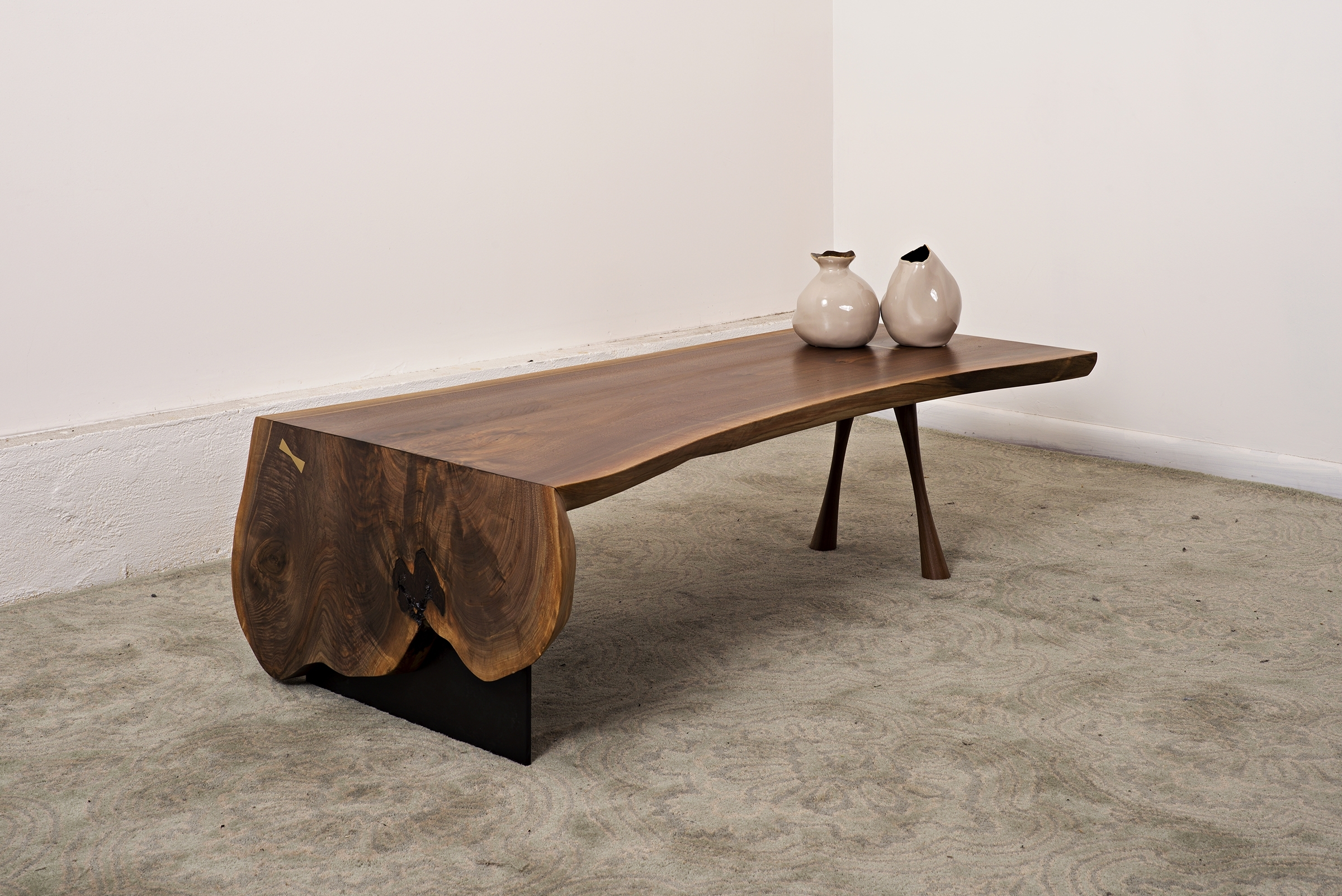 Widely Used Waterfall Coffee Tables Pertaining To Waterfall Coffee Table (View 20 of 20)
