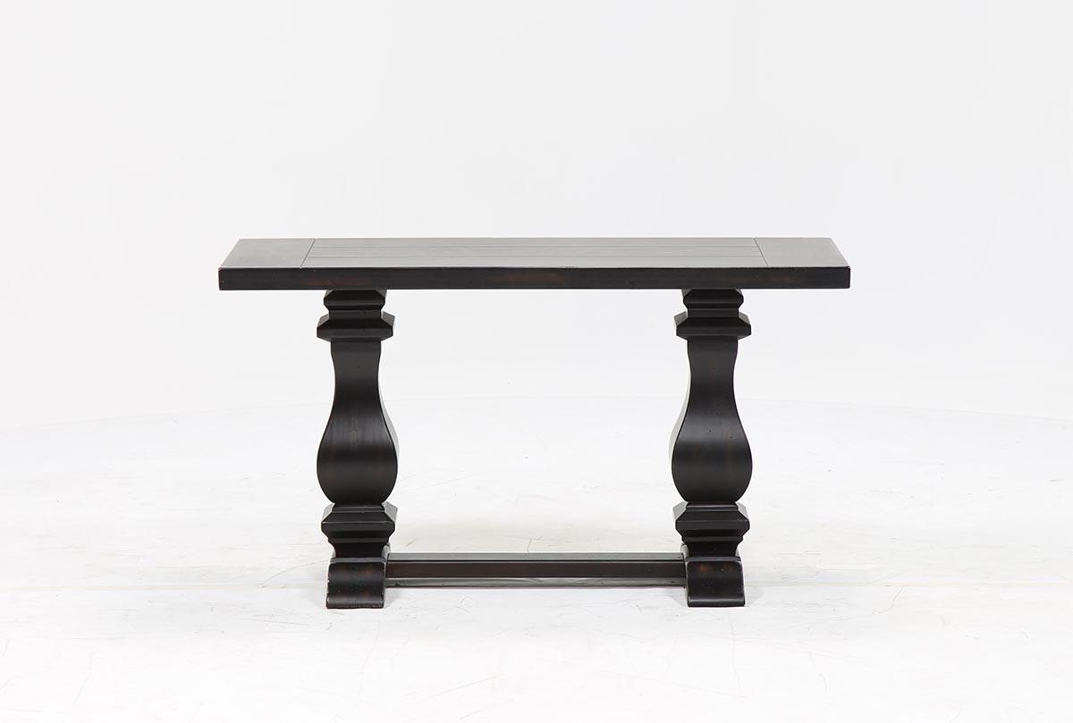 Widely Used Wilshire Cocktail Tables Regarding Wilshire Sofa Table (View 19 of 20)