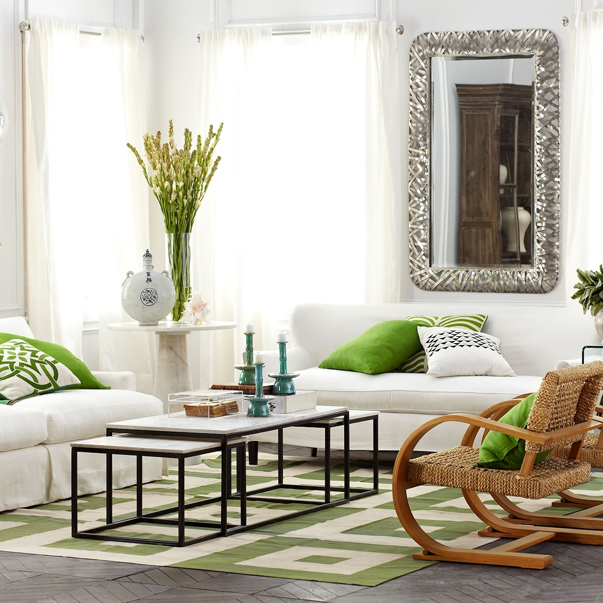 Wisteria Pertaining To Best And Newest Disappearing Coffee Tables (View 20 of 20)