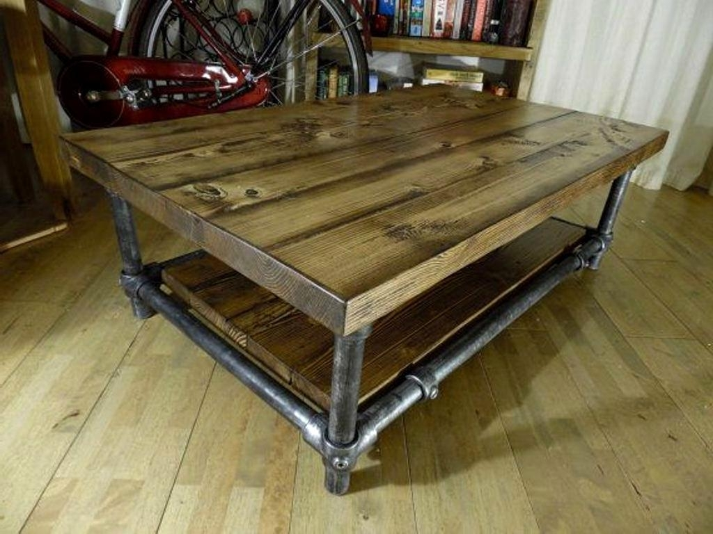 Wonderful Table Rustic Diy Wood Design Aker L Writehookstudio White For Current Modern Rustic Coffee Tables (View 20 of 20)