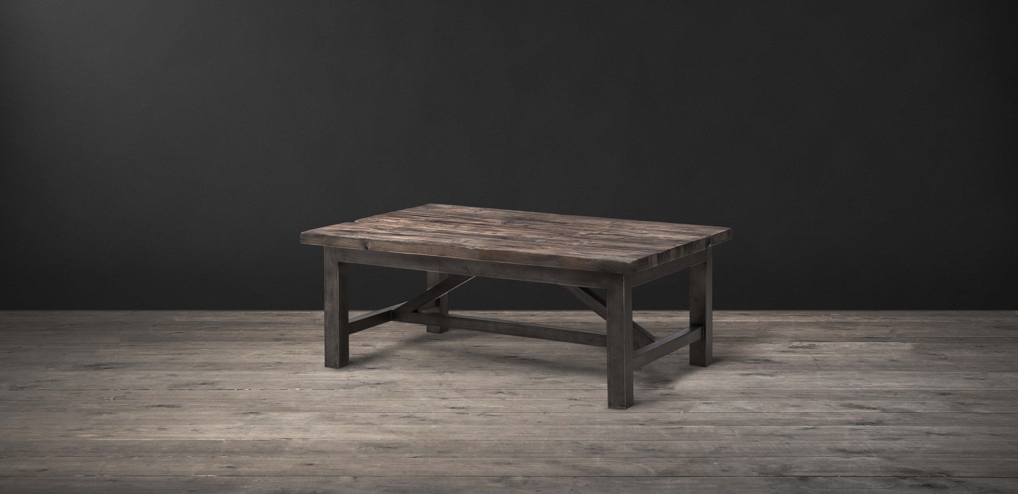Wood Coffee Tables – Axel Parquet (View 20 of 20)