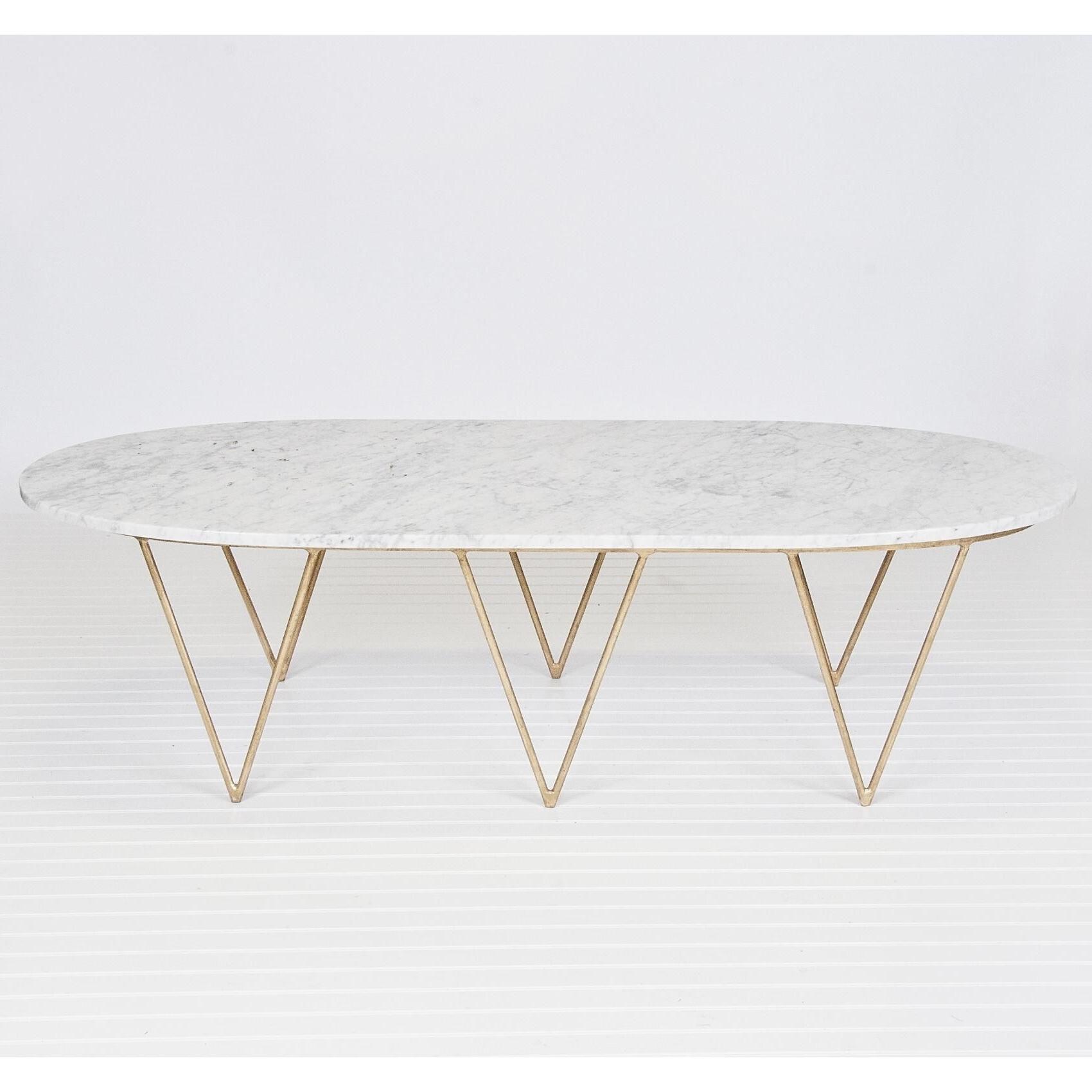 Workshop // Mermer Sehpa ( Marble Coffee Table (View 3 of 20)