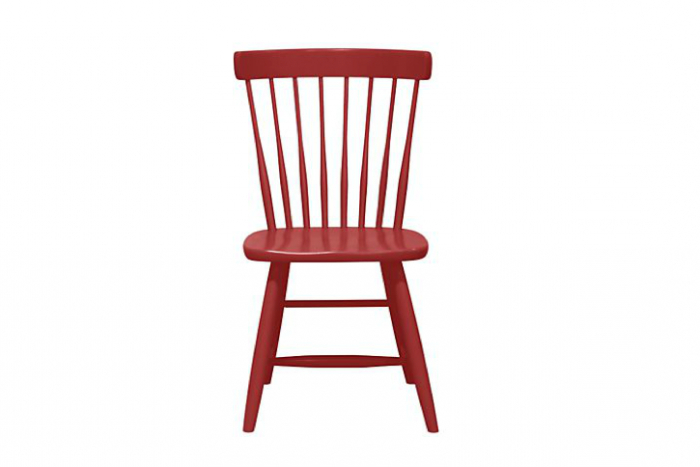 10 Easy Pieces: Red Dining Chairs – Remodelista In Trendy Red Dining Chairs (View 1 of 20)