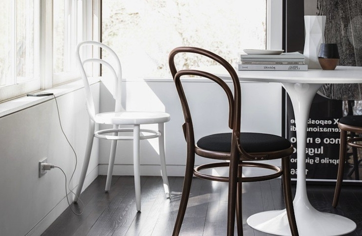 10 Easy Pieces: Wood Dining Chairs For Under $200 – Remodelista With Well Known Alexa White Side Chairs (View 1 of 20)