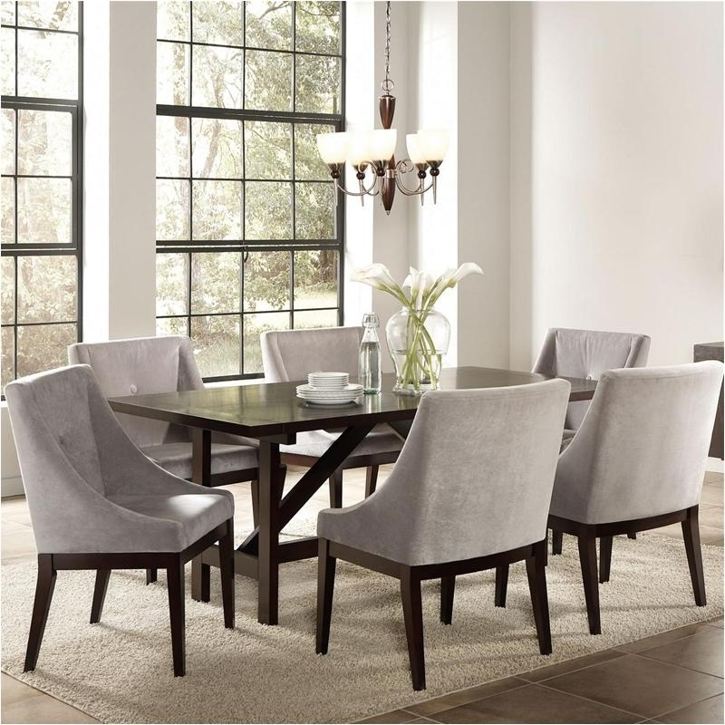 102230b1 Coaster Furniture Candice Dining Room Table Inside Well Known Candice Ii Upholstered Side Chairs (View 10 of 20)