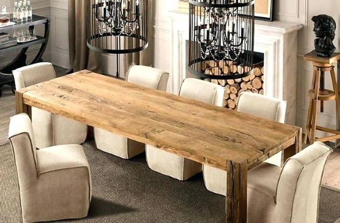 15. Slim Dining Table Modern Long Narrow Dining Table Throughout For Well Known Narrow Dining Tables (Gallery 5 of 20)