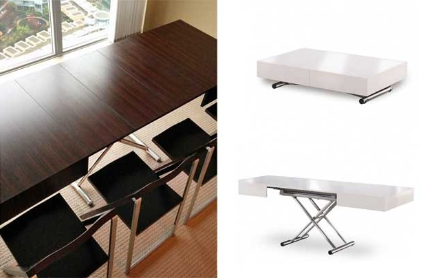 17 Genious & Affordable Ideas (Must See!) Pertaining To Fashionable Compact Folding Dining Tables And Chairs (Gallery 8 of 20)