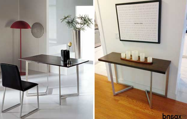 17 Genious & Affordable Ideas (must See!) Within Dining Tables With Fold Away Chairs (View 9 of 20)