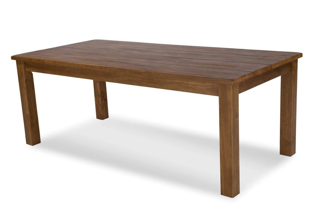 180Cm Pine Dining Table – Portland – Ez Living Furniture Within Current Portland Dining Tables (View 1 of 20)