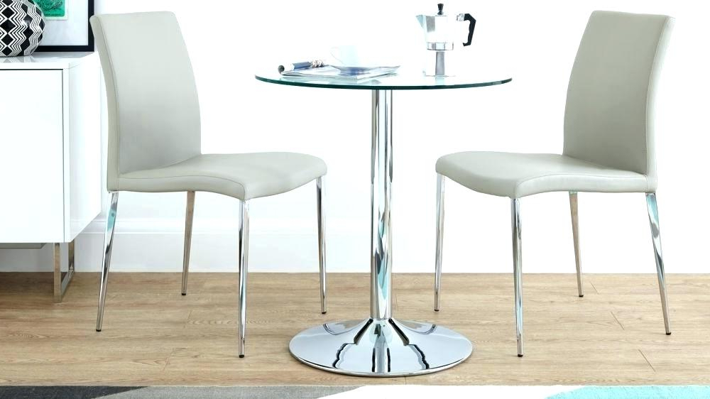 2 Chair Dining Room Set Decor (Gallery 15 of 20)