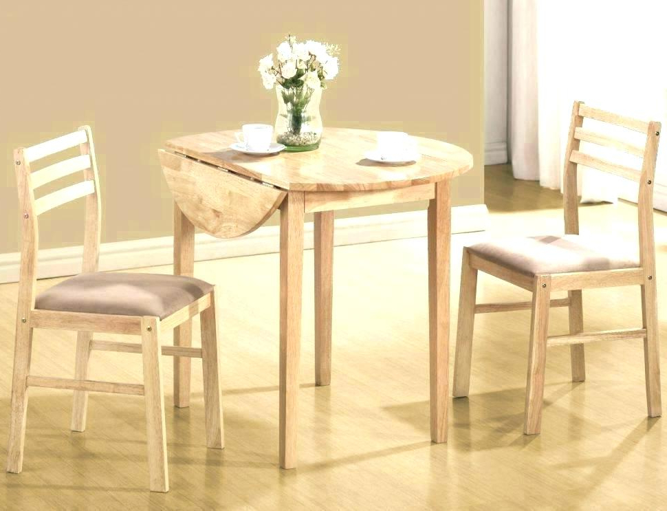 2 Seat Dining Table 2 Dining Set With Black Table And 2 Oak Chairs 2 Regarding Popular Small Two Person Dining Tables (View 13 of 20)
