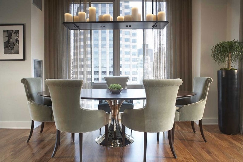20 Perfectly Shaped Oval Pedestal Table For Your Dining Area (Gallery 14 of 20)