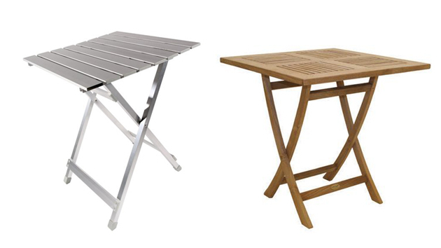 20 Square Folding Outdoor Dining Tables To Inspire You (View 6 of 20)