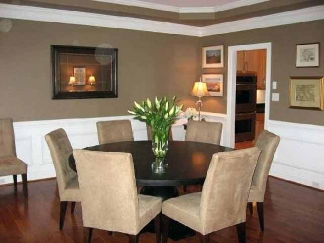 Featured Photo of 6 Person Round Dining Tables
