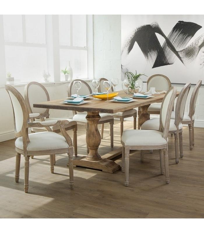 2017 Bordeaux Dining Tables Regarding Bordeaux Dining Set (Gallery 6 of 20)