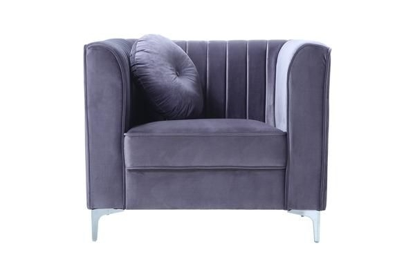 2017 Caira Upholstered Arm Chairs With Ciara Traditional Velvet Armchair (View 2 of 20)